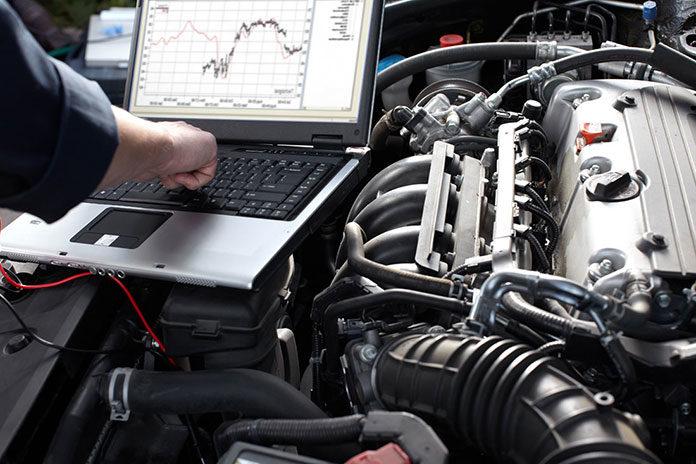 Diagnostyka samochodowa – jaki laptop się sprawdzi?