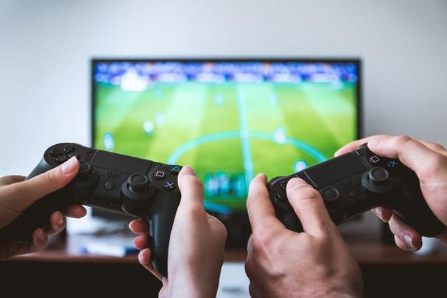 monitor dla gracza